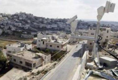 اسرائیل دوربینهای امنیتی در روستاهای فلسطینی نصب میکند