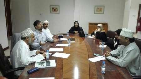 نخستین دوره آموزش زبان فارسی در عمان