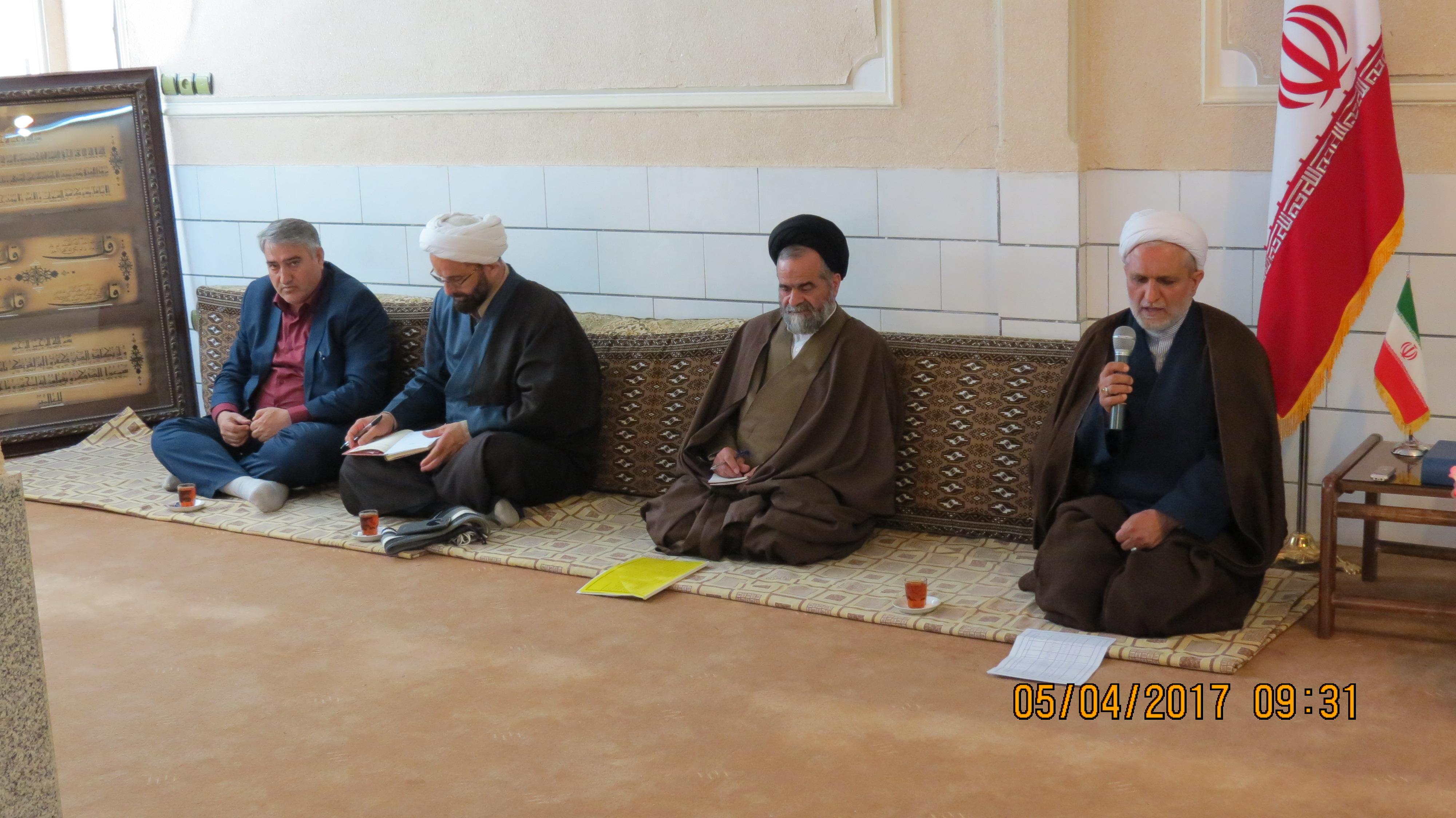 ستاد اعتکاف استان مرکزی