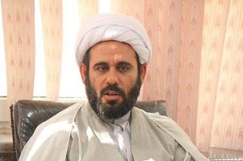 حجت الاسلام والمسلمین رضا خدری-مدیر حوزه بوشهر
