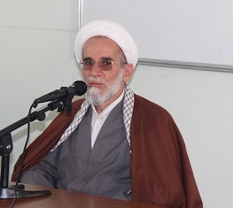 حجت الاسلام والمسلمین علی عباسی-مدیر حوزه علمیه قزوین