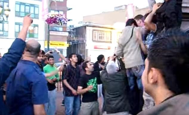 خشم کاربران اینترنتی از انتشار ویدئوی جعلی اسلامهراسی