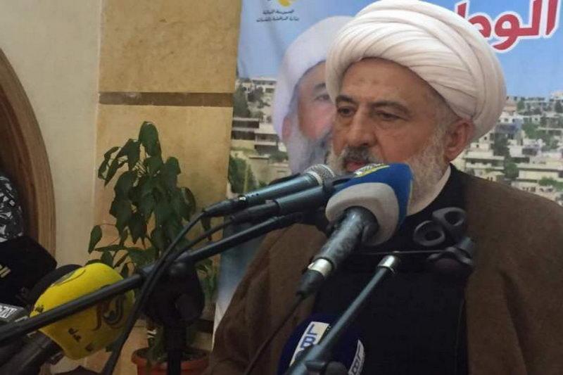 شیخ علی الخطیب نائب رئیس مجلس اعلای شیعی لبنان