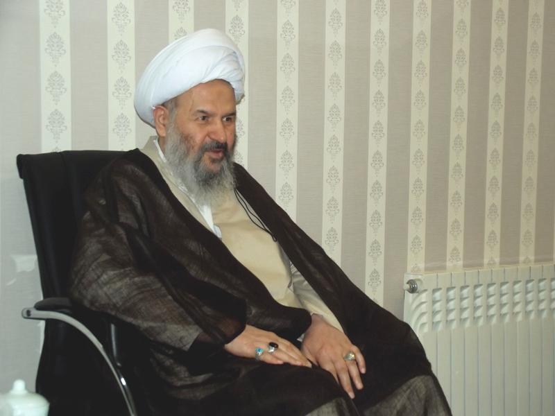 دیدار مدیرکل راهداری استان اصفهان، با نماینده ولی فقیه در کاشان