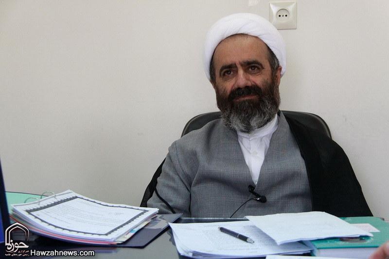 حجت الاسلام والمسلمین محمود ملک دار در گفتگو با خبرنگار خبرگزاری حوزه