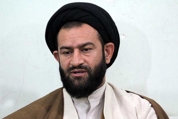 حجت الاسلام هاشمی نژاد ، امام جمعه باغملک