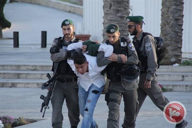 مجروح شدن ۱۳ خبرنگار فلسطینی در حمله پلیس اسرائیل