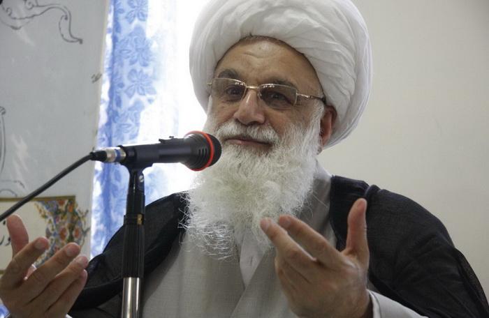 آیت الله ضیاءالدین نجفی تهرانی