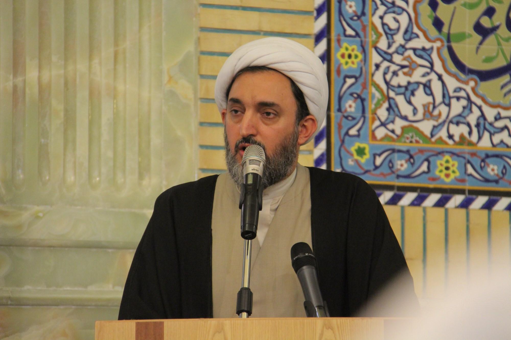حجت الاسلام محمد حاج ابوالقاسمی دولابی