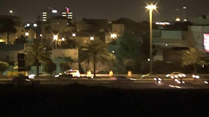 تظاهرات مردمی بحرین