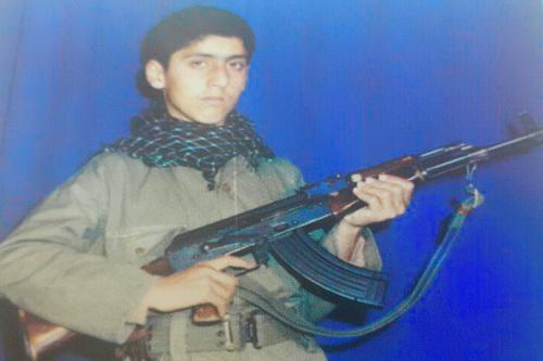 طلبه شهید عبدالرسول علیزاده مجاهدی