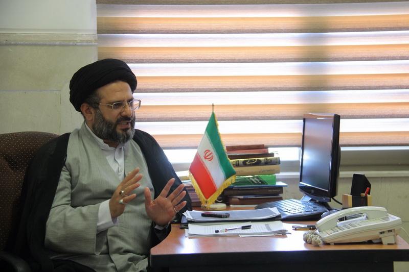 حجت الاسلام والمسلمین سید مفید حسینی کوهساری