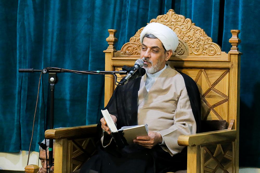 حجت الاسلام والمسلمین رفیعی