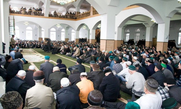 مسلمانان ازبکستان۱