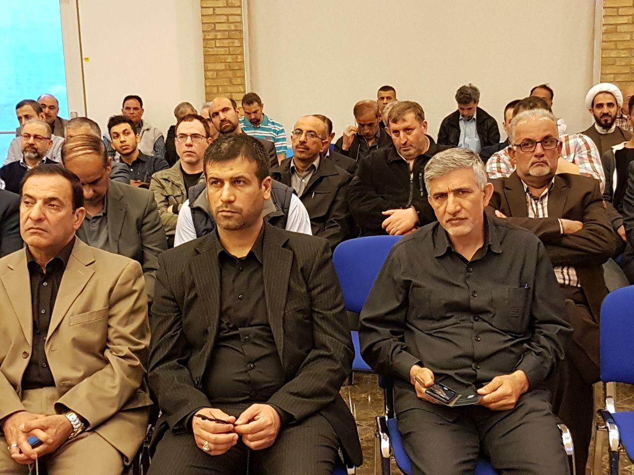 مراسم بزرگداشت ارتحال امام خمینی(ره) در دانمارک