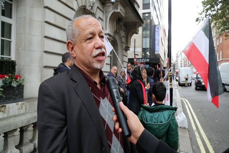 دکتر سعید شهابی، رئیس جنبش احرار البحرین