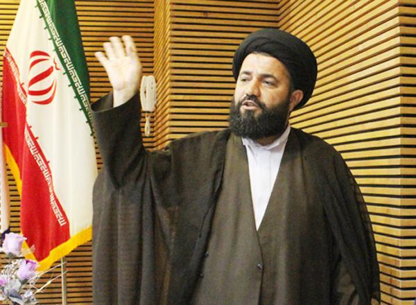 حجت الاسلام سید حبیب الله موسوی