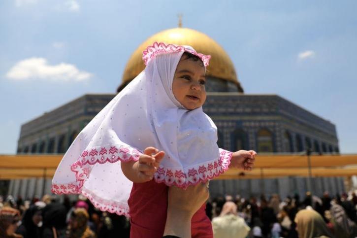 تصاویری از روزهداری و نیایش مسلمانان در سرتاسر جهان