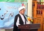 حجت الاسلام عباس حسن زاده رئیس شورالی عالی قرآنی افغانستان