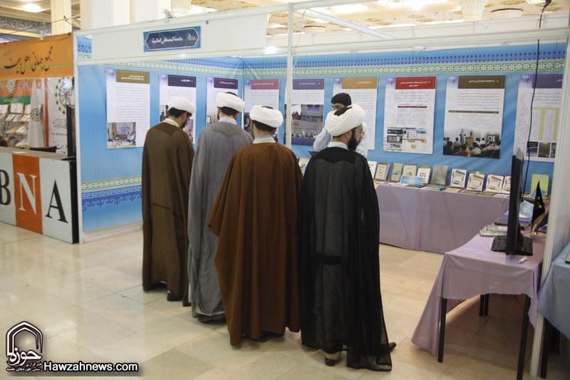 تصاویر/ بیست و پنجمین نمایشگاه بین المللی قرآن کریم-۷