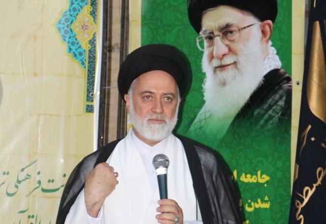 حجت الاسلام والمسلمین ملکی اصفهان