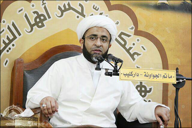 شيخ صادق القطان از روحانیون بحرینی