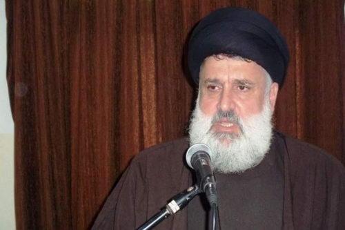 سید علی عبداللطیف فضل الله
