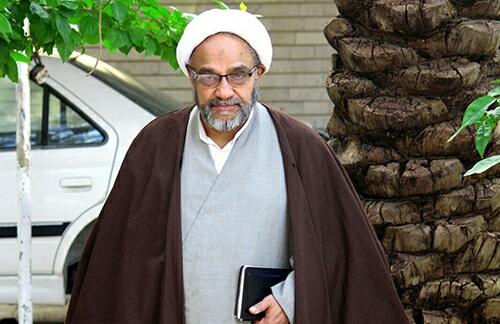 حجت الاسلام و المسلمین احمدی شاهرودی ، نماینده مردم خوزستان در مجلس خبرگان رهبری