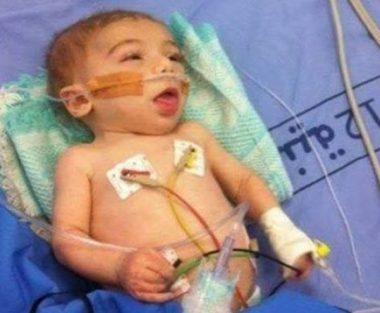 شهادت نوزاد ۱۸ ماهه فلسطینی دراثر استنشاق گاز اشک آور