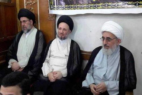 حجت الاسلام سید عزالدین حکیم