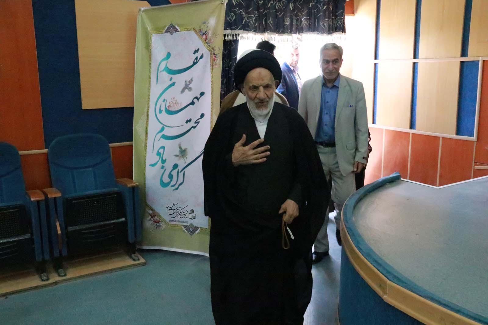 حجت الاسلام عبادی