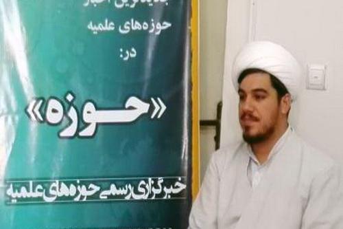 حجت الاسلام یونس گلی-معاون امور طلاب حوزه ایلام