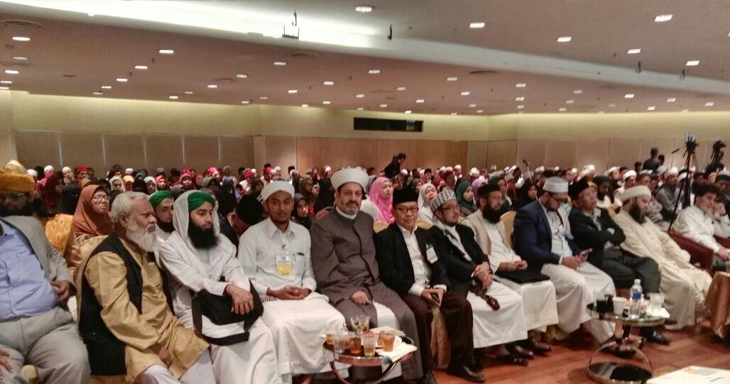 شیخ بلال شعبان در همایش مالزی