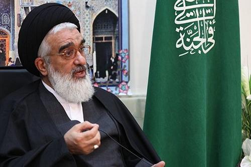 حجت الاسلام والمسلمین سید محمد سعیدی
