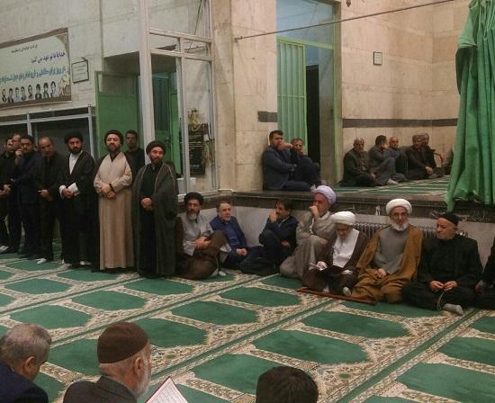 حجت السالام اسلامی