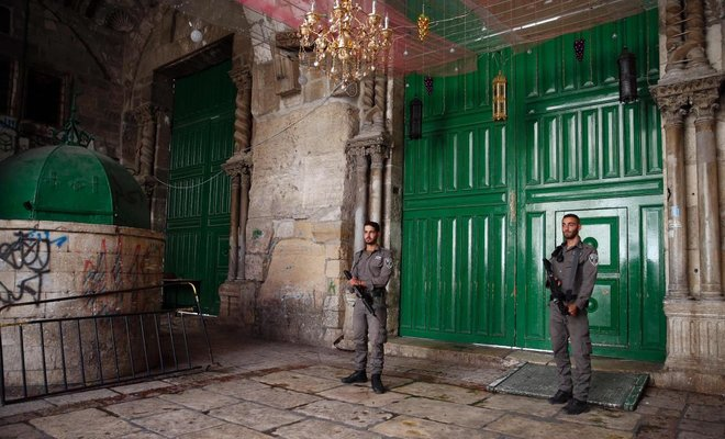 فلسطینیها درباره آثار باستانی مسجدالاقصی به اسرائیل هشدار دادند