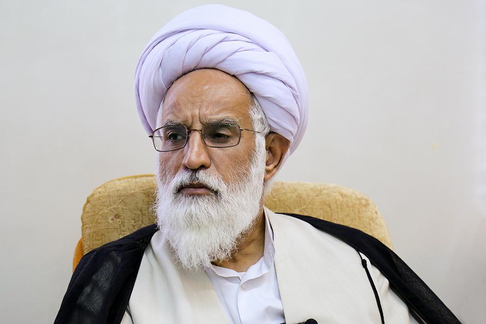 حجت الاسلام والمسلمین احمدی قمی