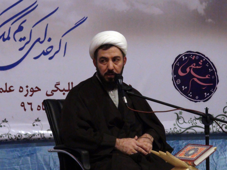 حجت الاسلام علی اصغر زارعی-قائم مقام حوزه علمیه همدان