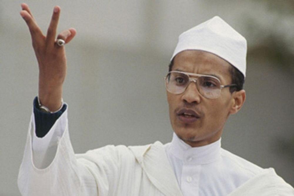 شیخ علی بلحاج روحانی الجزایری