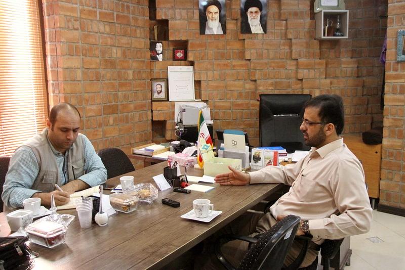 مسعود پیرمرادیان مدیرعامل دفتر نشر معارف