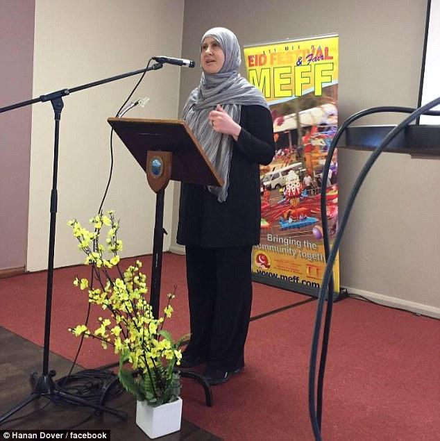 حنانه دوور، روانشناس برجسته مسلمان در سیدنی
