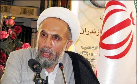 حجت الاسلام ناصر شکریان - مدیر کل تبلیغات اسلامی مازندران