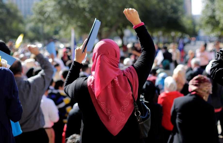 تبعیض علیه مسلمانان در آمریکا رو به افزایش است