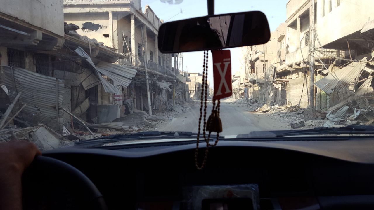 تصاویر جدید از مناطق تازه آزاد شده عراق