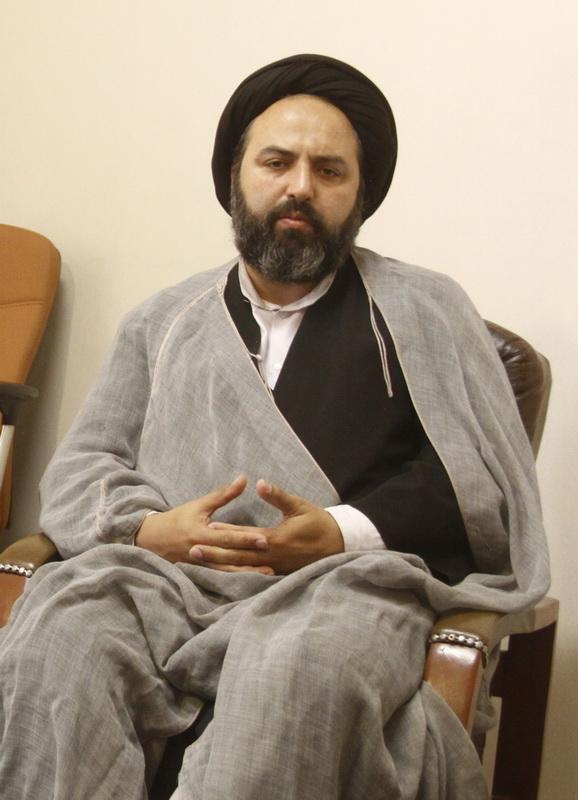 حجت الاسلام والمسلمین سید رسول علوی