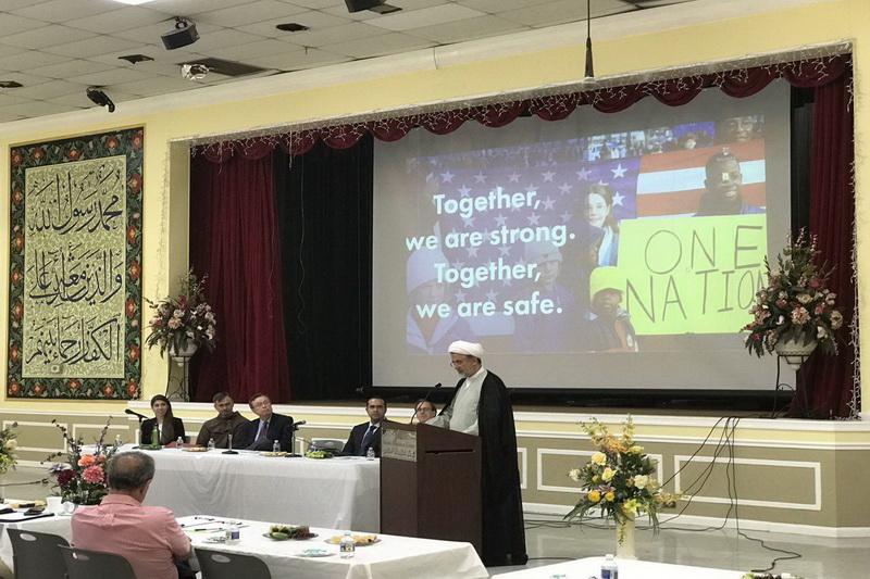 نشست هم اندیشی ادیان ابراهیمی در واشنگتن