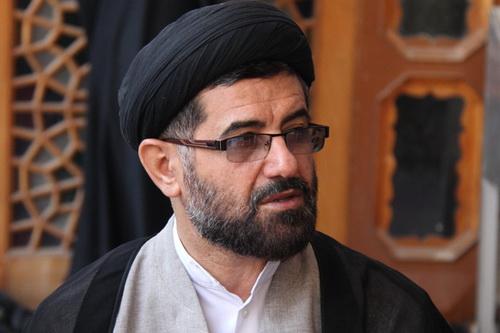 حجتالاسلام سید محمد شریف حسینی کوهستانی