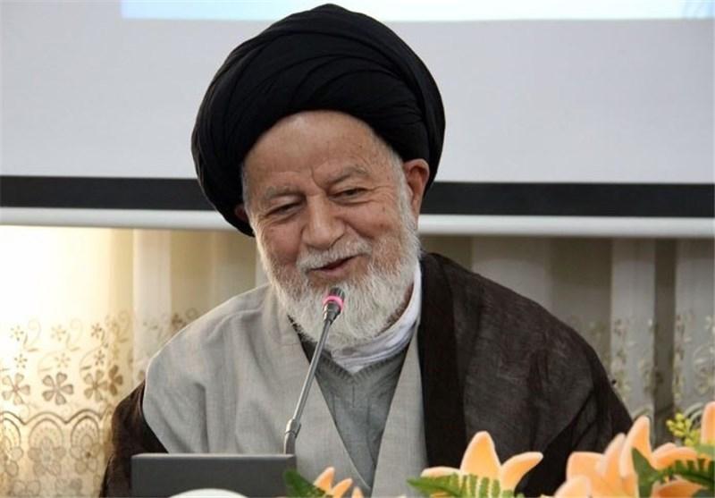 آیتالله شاهچراغی خطاب به رئیسجمهور: آقای روحانی مردم تشنه اند «آب»  میخواهند! - خبرگزاری حوزه