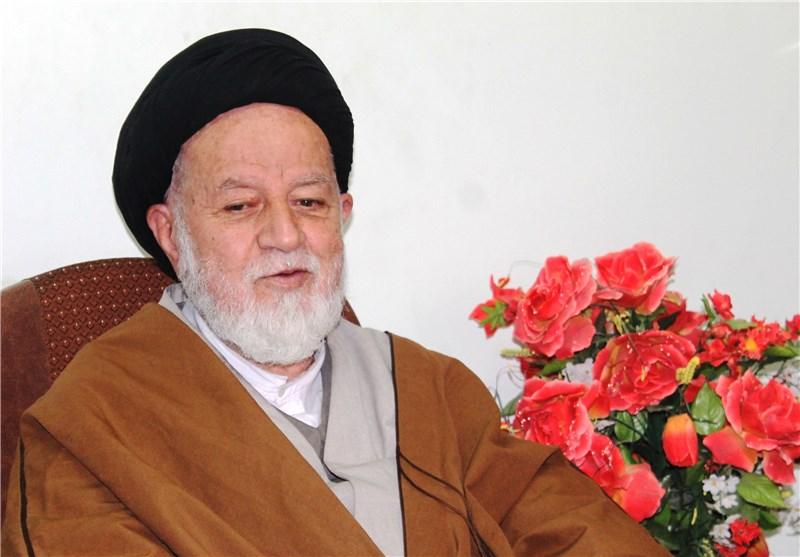 آیت الله سیدمحمد شاهچراغی-نماینده ولی فقیه در سمنان