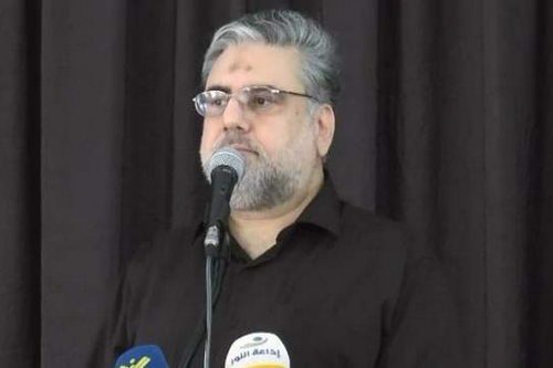 نواف الموسوی نماینده پارلمان لبنان